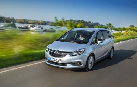 Impulsgeber: Der neue Opel Zafira wird das Geschäft im letzten Quartal zusätzlich beleben