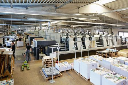 Online printing even faster © Onlineprinters GmbH
