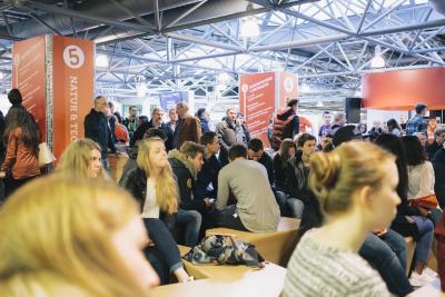 """""""EXPEDITION STUDIUM"""" am 14. März, 9 Uhr: Hochschule Bremen lädt zum Studieninfotag / Foto: Hochschule Bremen / Sven Stolzenwald"""