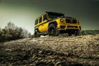 New MANSORY Wide body Kit for the Mercedes-Benz G-class