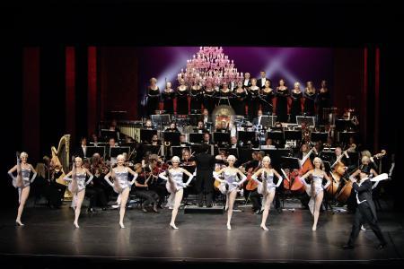 Gala Musikalische Komödie Ballett,Chor, Orchester ©Ida Zenna