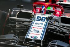 Alfa Romeo Racing and Antonio Giovinazzi to continue together in 2020
