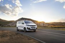 Opel Zafira Life Celebrates World Premiere at Brussels Show