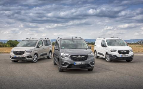 Opel Combo Assistance Systems: First Among Equals