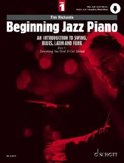 Schott ED23374 Beginning Jazz Piano 1