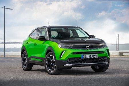 "Opel mit Manta GSe ElektroMOD und Mokka-e beim ""4th Annual E-Cannonball 2021"""