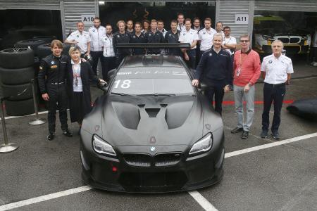 18. BMW Art Car, Cao Fei, BMW Motorsport, BMW Team Schnitzer, FIA GT World Cup, Macau