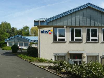 Das vhs-Bildungshaus Vogelsberg in Alsfeld wird am Samstag, 26. August, offiziell eingeweiht (Foto: vhs)