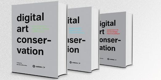 Die neue ZKM-Publikation »digital art conservation« ab jetzt erhältlich!