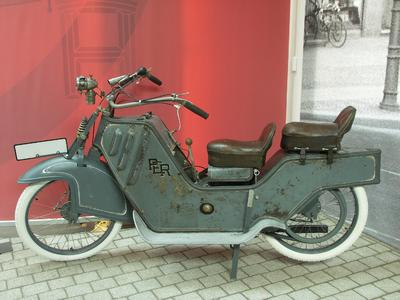 August Horch Museum präsentiert einmaligen Zeugen der Motorradgeschichte
