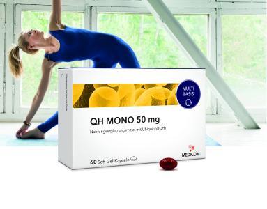 QH Mono 50 mg von Medicom. Einer der Bestseller feiert 10 Jahre!