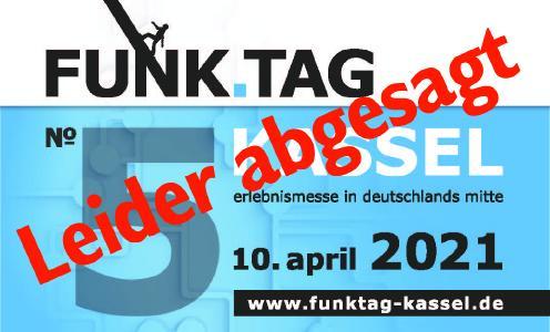 Absage FUNK.TAG 2021