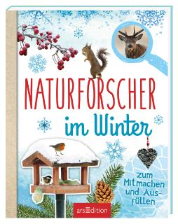 ›Naturforscher im Winter‹ schickt Kinder auf Winterexpedition