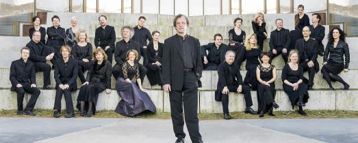Concerto Copenhagen mit Lars Ulrik Mortensen / Foto: Thomas Nielsen