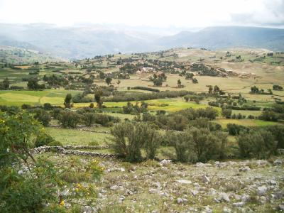 Peruanische Anden Copyright World Vision