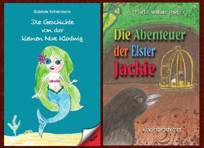 Märchenhafte Kinderbücher