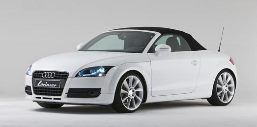 Lorinser Turbinenrad RS8 jetzt neu für den Audi TT