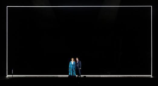 Oper Leipzig Tristan Isolde ©Tom Schulze