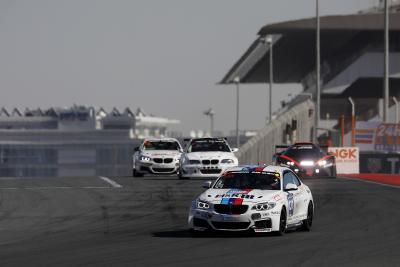BMW M325i Racing, Hofor Racing powered by Bonk Motorsport, Dubai
