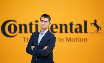 Gilles Mabire (46) wird neuer Leiter der Geschäftseinheit Commercial Vehicles & Aftermarket von, Foto: Continental