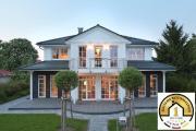 """Bereits 2018 war Heinz von Heiden erfolgreich beim Deutschen Musterhauspreis: Das Musterhaus Falkensee ist der Vorjahressieger in der Kategorie """"Premiumhäuser"""""""