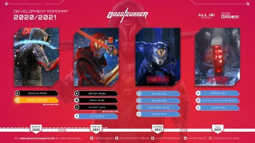 505 Games erwirbt Ghostrunner-IP und plant mehr Cyberpunk-Ninja-Action in diesem Jahr