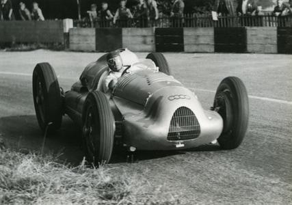 AU Rennwagen Typ D DK GP der Schweiz 1939