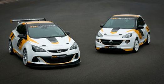 """Der neue Opel Adam """"Cup"""" für den Kundensport fährt in der Saison 2013 im Rahmen des """"ADAC Rallye Masters"""" einen eigenen Markenpokal, den """"ADAC Opel Rallye Cup"""""""