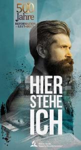 """""""Hier stehe ich"""" / © Cover: Freikirche der STA in Deutschland"""