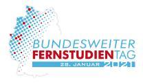 Logo des 16. Bundesweiten Fernstudientages