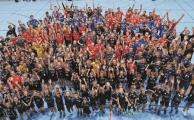 (P. Witt, Erlangen) Erlangen ist eine wirkliche Handball-Hochburg, von den Minis bis zu den Profis