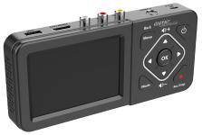 "auvisio Video-Rekorder ""Video Capture"" mit Analog-Eingängen, Farb-Display, USB, SD, 60 B./Sek"