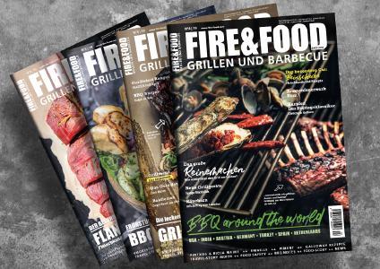 FIRE&FOOD BBQ Magazine