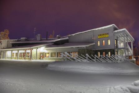 Winterstimmung im Santa's Hotel Aurora © Santa's Hotel Aurora