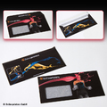 The online shop onlineprinters.com constantly expands its product range of high-quality and reasonably priced printed materials for its customers in the graphic, design and advertising business. Our new full-bleed four-colour printed envelopes are available in the formats DIN C 6/5 and DIN-Long with or without window / Copyright: Onlineprinters GmbH