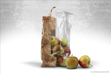Nahezu jede Verpackung gibt es aus Kunststoff oder Papier. Welche nachhaltiger ist, gilt es im Einzelfall zu analysieren.