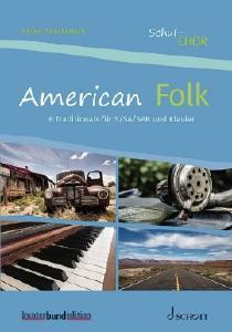 Schott ED23168 American Folk