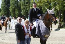 Stable Obora Youngster Tour - 1,30 – 1,35m