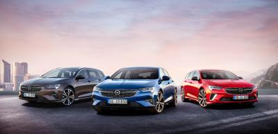 Fast Flagship: Brussels Motor Show Debut for Opel Insignia GSi