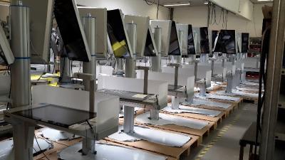 Qualitätsferigung im Tarditionsunternehmen in Deutschland für kompromisslose Qualität