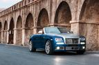The sun is rising - MANSORY-Refinement programme for the Rolls-Royce Dawn