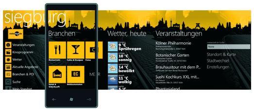 WP7-App von meinestadt.de jetzt mit Haltestellen und Lokalnachrichten