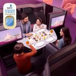 Qatar Airways gewinnt drei Global Passenger Choice Awards bei APEX/IFSA-Preisverleihung 2020 in Los Angeles