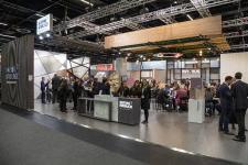 New Innovus collection inspires trade visitors at interzum