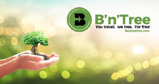 Best Western hat mit B'n'Tree eine Kooperation geschlossen: Bei jeder Buchung über B'n'Tree wird ein Baum gepflanzt