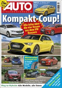 AUTO STRASSENVERKEHR  Ausgabe 23/2019, Erscheinungstag: 16. Oktober 2019