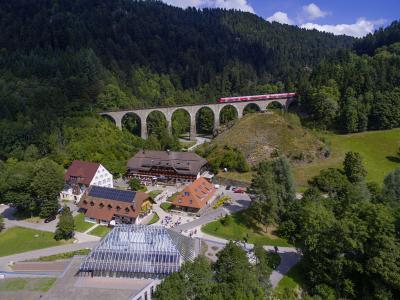 Energie-Selbstversorger: Das Best Western Hotel Hofgut Sternen in Breitnau versorgt sich mit dem hoteleigenen Kraftwerk selbst mit Energie und setzt auf ein gelungenes Zusammenspiel nachhaltiger Ressourcen.