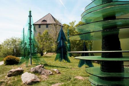 Der Glaswald nahe der Stadt Regen im Bayerischen Wald: Eine der zahlreichen