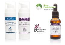 Which is the ideal Night Care - Lipid-free, pure Facial Oil or rich Night Cream?