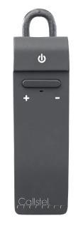 Callstel 2in1-Live-Übersetzer IHS-680.tl und In-Ear-Mono-Headset, kabellos, Bluetooth, App